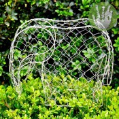 glasfiguur uwbuxus olifant