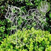 Paard gaasfiguur uwbuxus